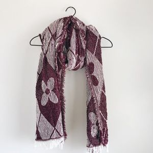 Urban Outfitters Ecote Flower Scarf